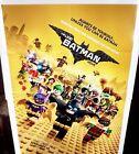 The Lego Batman Movie Retailer Exclusive Large Promo Poster NEW DC COMICS JOKER