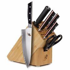 Henckels Miyabi Evolution FC61  7 Piece Knife Block Set, 34010-000, NIB