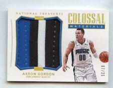 Aaron Gordon 2017 National Treasures Colossal Materials Patch #/25