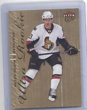 09-10 2009-10 ULTRA PETER REGIN GOLD MEDALLION ROOKIE 236 OTTAWA SENATORS
