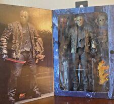 Neca Freddy vs Jason - 7Scale Action Figure - Ultimate Jason Halloween Horror