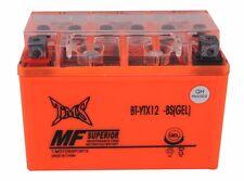 GEL YTX12-BS Battery For Suzuki V-Strom DR650 SV650 VL800 VZ800 GSXR1000 1300 TL