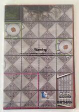 Heroclix No Man's Land set OP Kit 2-Sided Map! Wayne Manor
