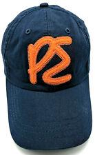 PERRY ELLIS blue adjustable cap / hat - 100% cotton
