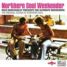 CLUB SOUL-NORTHERN SOUL WEEKENDER - RUBY WINTERS, DONNA KING, JOE TEX - CD NEU