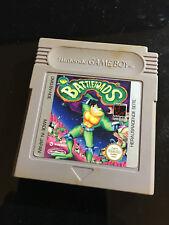 Jeu vidéo Cartouche Seule Battletoads Nintendo Game Boy