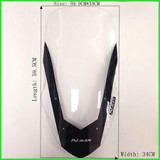 Moto headlight part Deflector windshield windscreen For Yamaha Nmax 155 nmax125