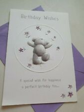 """""""Birthday Wishes"""" Greetings Card"""