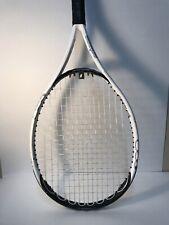 Prince O3 Hybrid Spectrum Oversize Tennis Racket, White-Used