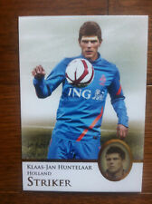 2013 Futera Unique Soccer Card - Holland HUNTELAAR Mint