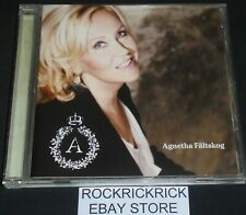 Agnetha Faltskog - A -10 Track Cd Universal Music 3732184 Made In Australia Abba