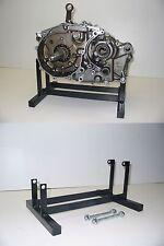 Motorständer Montageständer Motor Yamaha XTZ660 XTZ 660 Motorbock Montagebock
