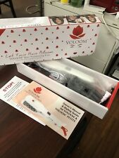 Voloom Let Your Hair Bloom 1 1/2 Inch Hair Volumizing Iron New FREE SHIPPING