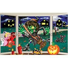 Halloween Party - 5ft Crashing Witch Decoration Insta View - Free Postage in UK
