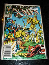CLASSIC X-MEN Comic - Vol 1 - No 24 - Date 08/1988 - MARVEL Comic
