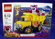 NEW Toy Story LOTSO'S DUMP TRUCK Lego 7789 - STRETCH CHUNK LOTSO Minifigures