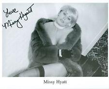 MISSY HYATT WWF WWE WCW SIGNED AUTOGRAPH 8X10 PHOTO #2