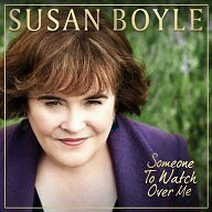 SUSAN BOYLE SOMEONE TO WATCH OVER ME CD NUOVO SIGILLATO !!