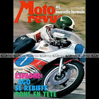 MOTO REVUE N°2217-b ★ Poster PATRICK PONS ★ KREIDLER RM 50 MONTESA COTA 172 1975