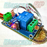 SENSORE INTERRUTTORE CREPUSCOLARE 12V DC 220V AC lampada far led fotoresistenza
