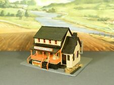 HO 1:87 BUILT Model Building OLD STYLE COUNTRY GENERAL STORE Painted