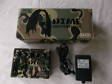 jim,Dunlop DIME MXR distorsion  Guitar Effect Pedal ( used)