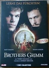 """DVD """"Brothers Grimm"""" 2 DVD´s"""