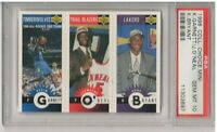 The GREATEST Jermaine O'Neal collection on earth BGS 9.5 PSA 10 Topps Chrome Ref