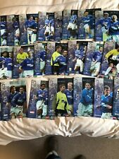 Everton Home programmes 1999-2000  Never used
