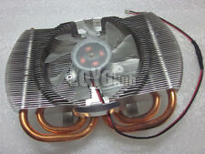 ATI AMD 53mm hole Graphic card Fan with Heatsink YD128015ML 2-Pin copper base