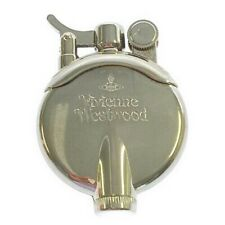Vivienne Westwood  Oil Orb Lighter Silver with Box / pouch / manual
