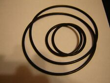 ELF 16mm Projector Belts For NT0 NT1 NT2 - Set of 4.   FREE WORLD-WIDE SHIPPING.