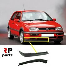 FOR VW GOLF MK3 GTI GT VR6 1991-1999 NEW FRONT BUMPER LOWER SPOILER LIP RIGHT