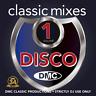 DMC Classic Mixes - Disco Mix Vol 1 Music DJ CD ( 4 Continuous Megamixes )