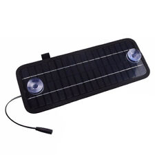 12V 4.5W Portable Power Solar Panel Battery Charger For Car Boat Motorcycle H6H7