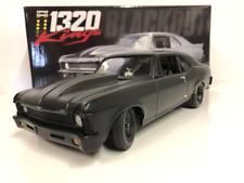 1969 Chevrolet Nova 1320 Kings Blackout 1:18 Scale GMP18915