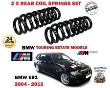 PER BMW E91 touring familiare M SPORT TECNOLOGIA 2004-2014 2x MOLLA post. Set