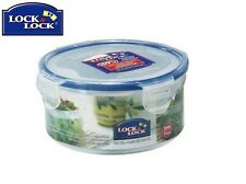 Lock And Lock Round Container 600Ml Food Storage Solution Kitchen Home New