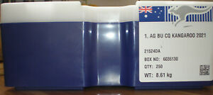 Master Box Australian Mint