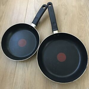 Tefal 2-piece non-stick Frying Pan Set , 20 & 24 cm