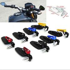 For Honda CB250/R CB300R/F CB360T CB400/N CB600F CNC Arrow Shape Bar End Mirrors