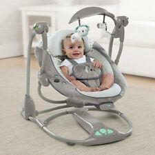 Multi-Function Music Electric Swing American Baby Comfort Shake Chair Cradle