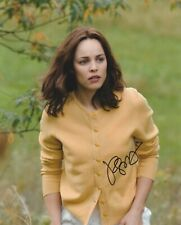 RACHEL MCADAMS SIGNED THE NOTEBOOK 8x10 PHOTO W/PROOF