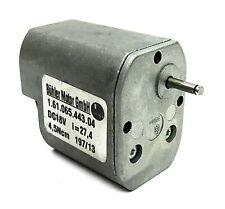 Bühler Motor GmbH 18VDC 4.5Ncm Torque 136rpm Gear Motor 1.61.065.443.04