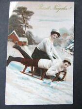 Erster Weltkrieg (1914-18) Neujahrskarten
