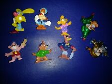 1991 Disney Tailspin Kellogg's PVC. And diecast