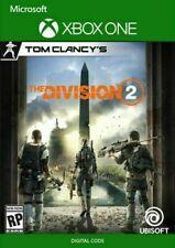 Tom Clancy's The Division 2 xbox one /no cd/key LEGGI READ DESCR.