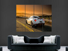 ALPHA ROMEO CAR 4C WALL POSTER ART PICTURE PRINT LARGE  HUGE