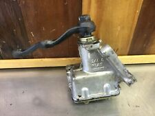 Fiat 850 Sport - Steering Box With Pitman Arm. Used.             F2294