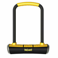 OnGuard 8003 Pitbull STD Lock - Black/Yellow